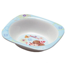 100% меламин посуда - детская посуда Детская чаша для риса (pH2019)