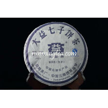 2009 Menghai Dayi 7542 Raw Pu Er Cake (901) Чай Puer Puer Tea Puerh Pu-erh tea Классический рецепт 357г / торт