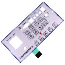Interruptor de membrana tátil do PWB