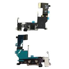 Venta al por mayor piezas de reparación de cable cargador USB Flex para iPhone 5