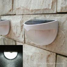Sensor exterior da lâmpada de parede Solar Waterproof LED Light
