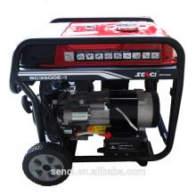 7 HP 3.2KW/2.8KW SC3500-II 60HZ/50HZ SENCI Generator