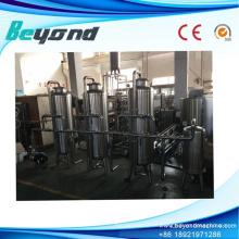 Línea de fabricación de purificador de agua de RO de alta eficiencia