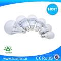 3w 5w 7w 9w 12w 15w 220v A-type classic plastic casing cup E27 B22 base LED energy bulb