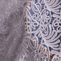 Shiny Yarn High Quality Chemical Lace Fabric