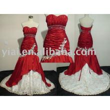 Diseño único vestido de novia YA0001