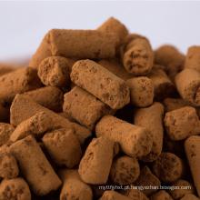 Alta qualidade de catalisador de biogás dessulfuração de óxido de ferro de gás natural