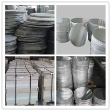 1050/1060/1070/1100/3003/3005 лист Алюминиевый круг для приготовления пищи инструмента