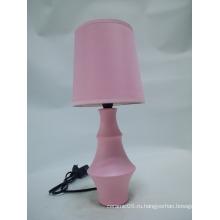 Самая лучшая продавая керамическая настольная лампа бутылки тыквы ROHS самомоднейшая