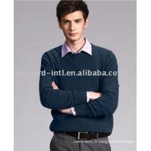 tricots en cachemire pour hommes