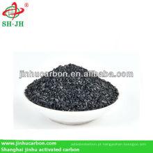 Carvão ativado por concha granular de 12-40 mesh