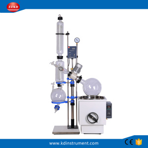 20L+Condenser+Rotary+Evaporator+for+Distillation