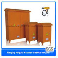 Thermoset Polyester Powder Coating for Outdoor Use