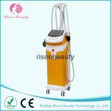Bsl800 Professional RF Cavitation à ultrasons 905nm Soft Laser Vaccumm Roller Slimming Machine