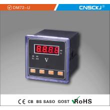 2014 Mais alto grau de precisão voltímetro monofásico Dm9648-U