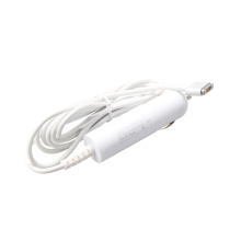 Car Charger Adapter for Apple MacBook Air PRO A1435 60W 16.5V 3.65A