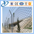 Cheap chain link Fence packed in roll