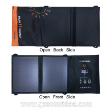 Double Usb Portable Solar Panel Charger