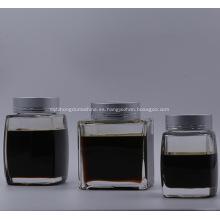 Paquete de aditivo lubricante de aceite de guía sin cenizas