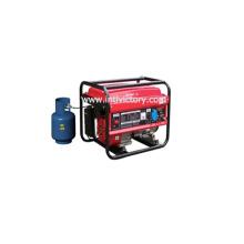 6kw pequeño generador portable del combustible LPG del combustible con CE / CIQ / ISO / Soncap