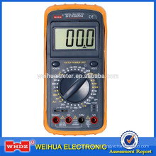 Digital Multimeter DT9205A with Adjustable Angle anti-burn Design Data Hold