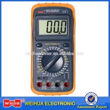 Цифровой мультиметр DT9205A с регулируемым углом анти-записывайте данные конструкции держат