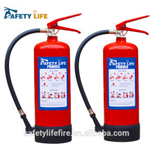 4kg ce dcp fire extinguisher/bag fire extinguisher/10kg dry powder extinguisher