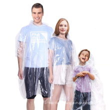 Work Disposable Military Rain Gear Transparent Raincoat Rain Emergency Ponchos