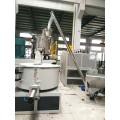 Plástico SRL 300 / 600PVC mezcla de la materia prima en polvo / máquina de alta velocidad del mezclador de la calefacción y de la refrigeración