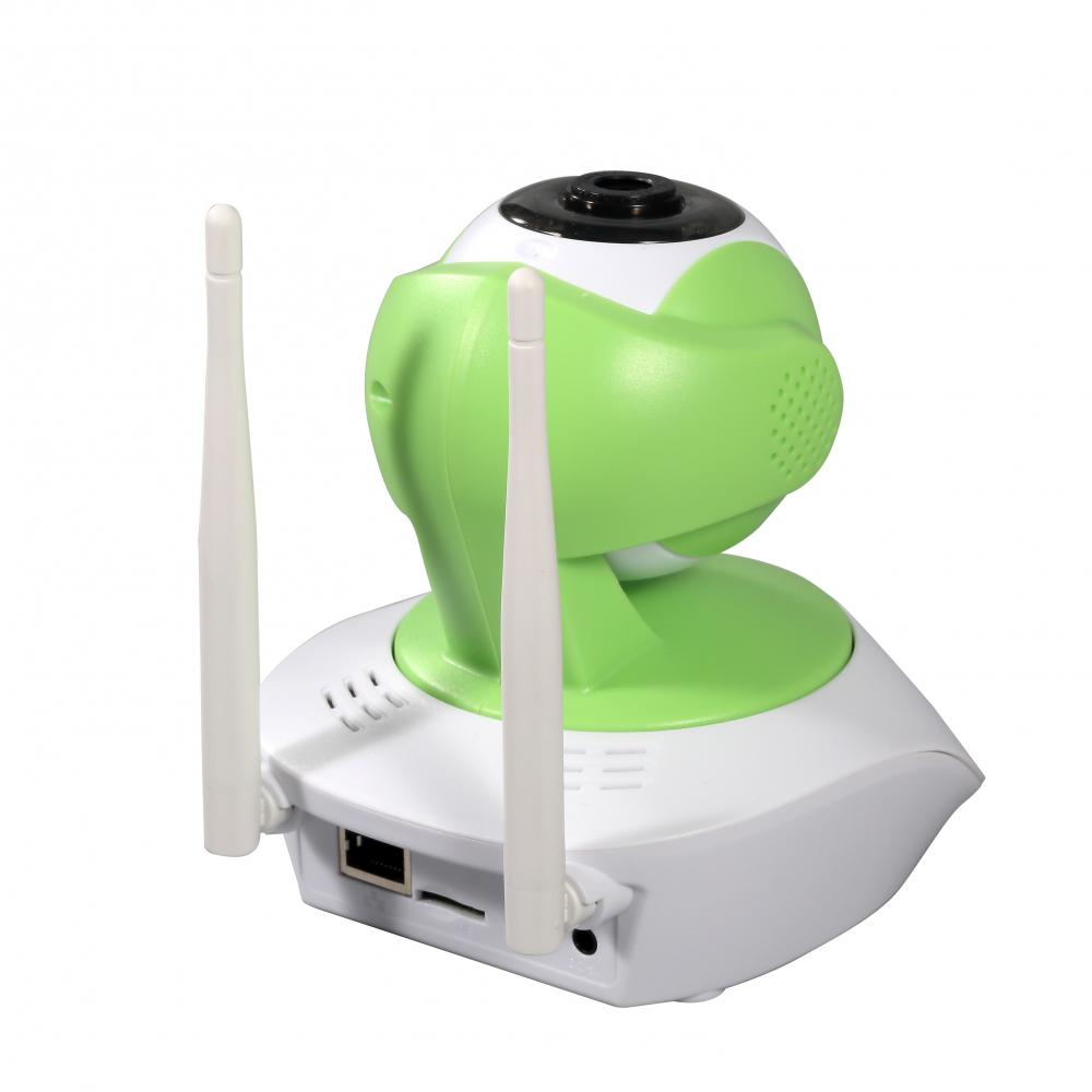 Remote Home 720P P2P Security IP Camera with Two-Way Audio