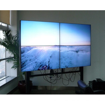 55inch 3.7mm y 5.3mm hizo la pared video del LCD