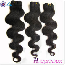 8A 10A Double Weft Virgin Hair Extension Eurasian Human hair