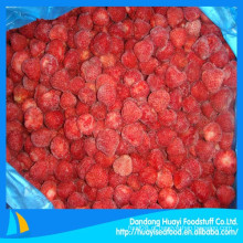 Alta qualidade em massa frescas congeladas morango e venda quente morango congelado