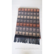 Best selling jacquard wool scarf