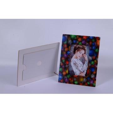 Quadro de foto Lenticular 3D de alta qualidade personalizado