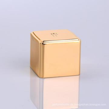 Zink-Marken-Parfüm-Flaschen-Kappe nach Maß