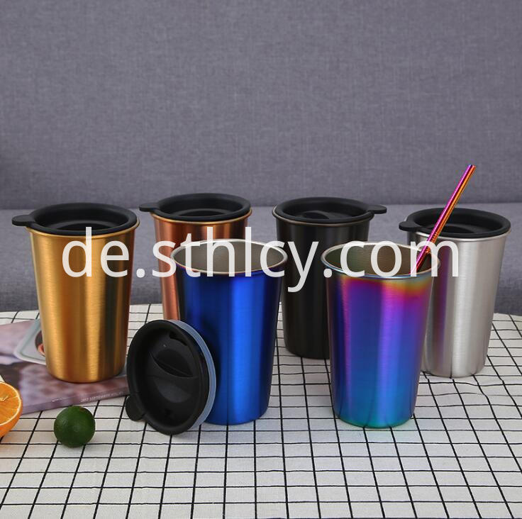 Stainless Steel Promotional Mug