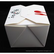 Fabrik akzeptieren benutzerdefinierte gedruckte Nudel-Boxen