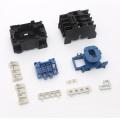 Contacteur courant alternatif bon marché de la fabrication 3p lc1-d0910, Cjx9 électrique lc1 f630 400V 220v bobine contacteur à CA
