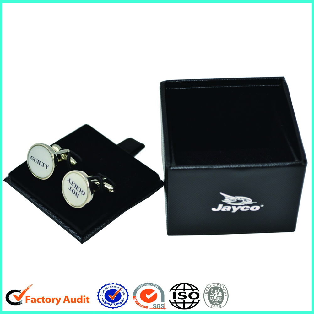 Cufflink Package Box Zenghui Paper Package Company 1 4
