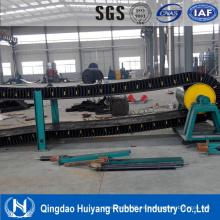 Industrial trabajo pesado cinturón Ep sin fin transportador transportadora