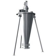 Misturador de cone do parafuso do misturador de Nauta dobro para o material do pó