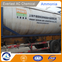 99.8% Liquid Anhydrous Ammonia Price for Pakistan