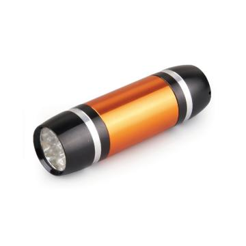 9 LED linterna llavero regalo