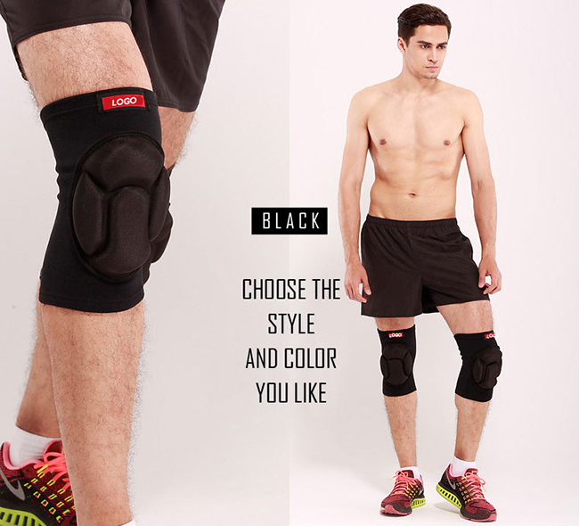 comfortable knee pad