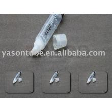 Schöner Laminatrohr Lippenbalsambehälter