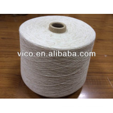 20NM/1 Flax blended with polyester yarn