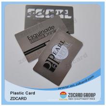 Budlha Metallkarte / silberne Karte / VIP Karte