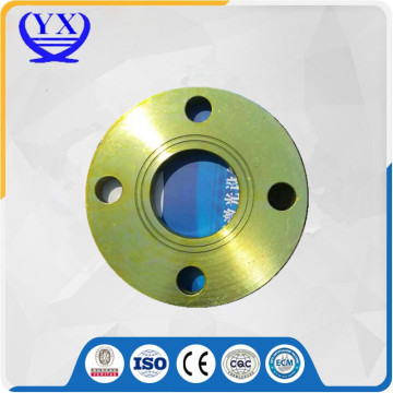 DIN 2573 pipe flange sizes