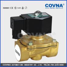24V baixa pressão normalmente fechado baixo preço 2 polegadas solenóide de água